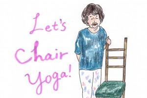 シニアにおすすめ♪ 座ってできるヨガで−10歳若返る!
